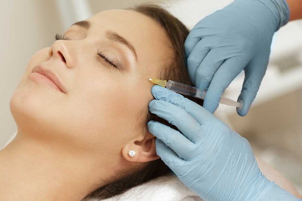 Anti-Wrinkle Injections Newcastle - Peach Aesthetics